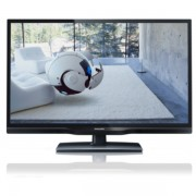 Televizor LED Full HD, 56 cm, PHILIPS 22PFL3108H/12