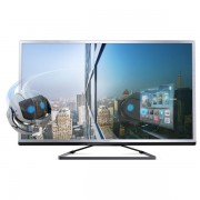 Televizor Smart TV 3D LED Full HD, 102 cm, PHILIPS 40PFL4508H/12