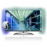 Televizor Smart TV 3D LED Full HD, 107 cm, PHILIPS 42PFL7008K/12 + 4 ochelari 3D pasivi