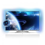 Televizor Ultra HD 3D Smart TV, 213 cm, PHILIPS 84PFL9708S/12