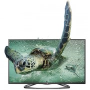 Televizor Cinema 3D Smart TV, Full HD, 139 cm LG 55LA620S + 4 ochelari 3D Party Pack