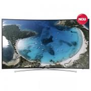 Televizor LED curbat Smart Full HD 3D, 138 cm, SAMSUNG UE55H8000