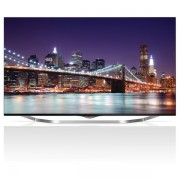 Televizor LED Ultra HD 3D, Smart TV, webOS, 124 cm, LG 49UB850V