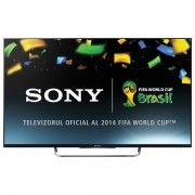 Televizor LED Full HD Smart 3D Activ, 126 cm, SONY KDL-50W805B