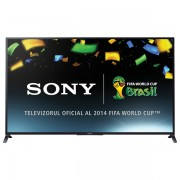 Televizor LED Full HD Smart 3D Activ, 153 cm, SONY KDL-60W855B