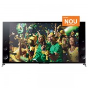 Televizor LED Smart 3D Triluminos, Ultra HD 4K, 139 cm, SONY KD-55X9005B