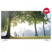 Televizor LED Smart Full HD 3D, 101 cm, SAMSUNG UE40H6410, alb