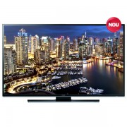 Televizor LED Smart Ultra HD, 138 cm, SAMSUNG UE55HU6900 + Gear 2 Neo