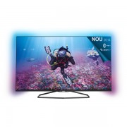 Televizor Smart LED Full HD 3D, 107 cm, PHILIPS Ambilight 42PFS7509/12