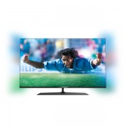 Televizor Smart LED Ultra HD 3D, 139 cm, PHILIPS Ambilight 55PUS7809/12