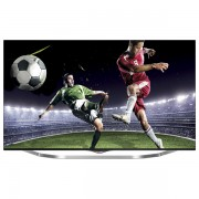 Televizor LED Ultra HD 4K 3D, Smart TV, webOS, 139 cm, LG 55UB850V