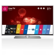 Televizor LED Full HD 3D, Smart TV, webOS, 139 cm, LG 55LB650V