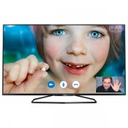 Televizor LED Smart Full HD 3D, 107 cm, PHILIPS 42PFH6109/88