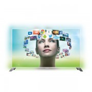 Televizor LED Smart Full HD 3D, Android, 139 cm, PHILIPS 55PFS8209/12