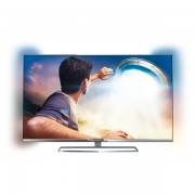 Televizor Smart LED Full HD 3D, 139 cm, PHILIPS Ambilight 55PFH6309/88