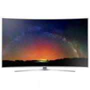 Televizor curbat Smart LED Ultra HD 3D, 163 cm, SAMSUNG UE65JS9500