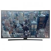 Televizor curbat Smart LED Ultra HD, 101 cm, SAMSUNG UE40JU6500