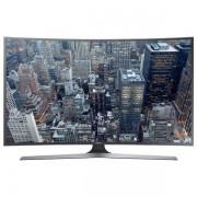 Televizor curbat Smart LED Ultra HD, 101 cm, SAMSUNG UE40JU6670