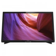 Televizor LED High Definition, 61 cm, PHILIPS 24PFT4000/12