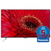 Televizor LED Smart Ultra HD 3D, 122 cm, PANASONIC TX-48CX400E