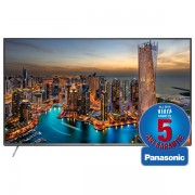 Televizor LED Smart Ultra HD 3D, Firefox OS, 139 cm, PANASONIC TX-55CX700E