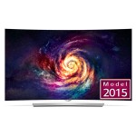 Televizor OLED Curbat Ultra HD 3D, Smart TV, 139 cm, LG 55EG960V