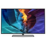 Televizor LED Smart Ultra HD, Android, 126 cm, PHILIPS 50PUH6400/88