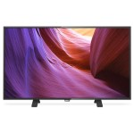 Televizor LED Ultra HD, 109 cm, PHILIPS 43PUH4900/88