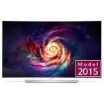 Televizor OLED Curbat Ultra HD 3D, Smart TV, 140 cm, LG 55EG920V