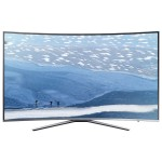 Televizor curbat LED Smart Ultra HD, 124cm, SAMSUNG UE49KU6502U