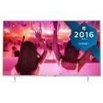 Televizor LED Smart Full HD, Android, 123cm, PHILIPS 49PFS5501/12