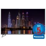 Televizor LED Smart Ultra HD, 147cm, PANASONIC VIERA TX-58DX730E