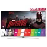 Televizor LED Smart Super Ultra HD, webOS 3.0, 140cm, LG 55UH7707