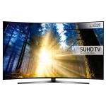 Televizor curbat LED Smart Ultra HD, 223cm, SAMSUNG UE88KS9802