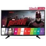 Televizor LED Smart Ultra HD, webOS 3.0, 109cm, LG 43UH6107
