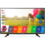 Televizor LED Smart Full HD, 109cm, LG 43LH570V