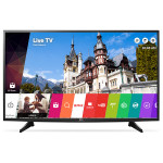 Televizor LED Smart Ultra HD, webOS 3.0, 109cm, LG 43UH6107
