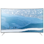 Televizor curbat LED Smart Ultra HD, 165cm, SAMSUNG UE65KS7502