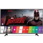 Televizor LED Ultra HD, webOS 3.0, 139cm, LG 55UH6157