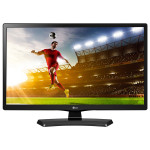 Televizor LED LED High Definition, 23.6cm, LG 24MT49DF-PZ