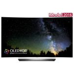 Televizor curbat OLED Smart Ultra HD 4K 3D, webOS 3.0, 140cm, LG OLED55C6V