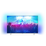 Televizor LED Smart Ultra HD, Ambilight, 164cm, PHILIPS 65PUS7601/12