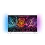 Televizor LED Smart Ultra HD, 108cm, PHILIPS 43PUS6501/12