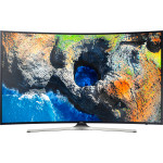 Televizor curbat LED Smart Ultra HD, 123cm, SAMSUNG UE49MU6272