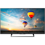 Televizor LED Smart Ultra HD, 140cm, Sony BRAVIA KD-55XE8096B, Negru