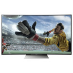Televizor curbat LED Smart Ultra HD 140cm, Sony BRAVIA KD-55SD8505