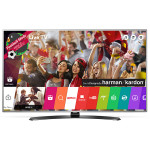 Televizor LED Smart Ultra HD, webOS 3.0, 109cm, LG 43UH668V