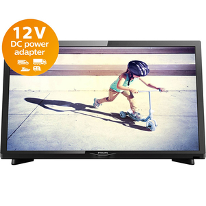 Televizor LED Full HD, 55cm, PHILIPS 22PFS4232/12