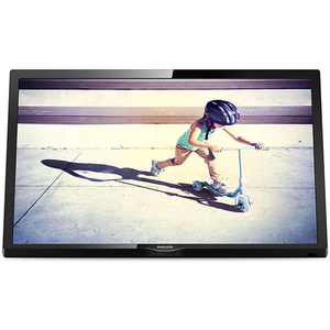 Televizor LED Full HD, 56cm, PHILIPS 22PFT4022/12