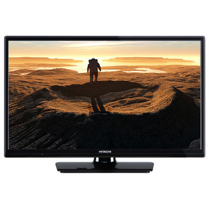 Televizor LED High Definition, 61cm, HITACHI 24HB4C05
